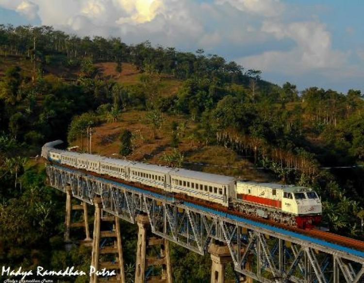 Bersama demi Angkutan Perjalanan Kereta Api Menyambut Liburan Nataru 2018/2019