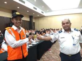 Bimtek Petugas Penjaga Perlintasan Kereta Lintas Rangkasbitung Tau Dari Blogger - TDB