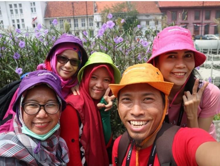 Keseruan Travel Blogger Menjadi HappyOne Di Vivalova