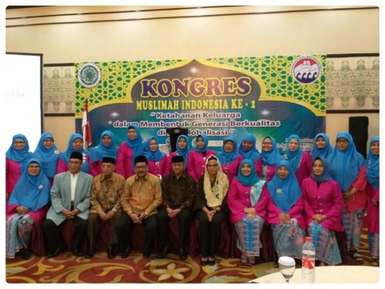 Kongres Muslimah Indonesia ke-2, Peran Perempuan Memperkuat Pembentukan Generasi Berkualitas di Era Globalisasi
