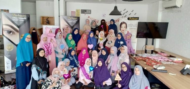 Milad ke-4 Blogger Muslimah. Hijrah Menuju Islam Yang Sesungguhnya