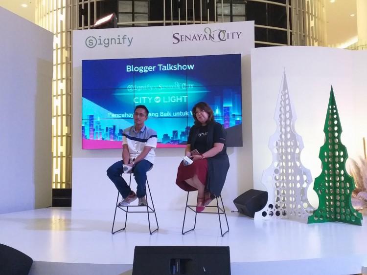 Pintar Atur Pencahayaan Video Blogging Dengan Pencahayaan Canggih Dari Signify  Tau Dari Blogger - TDB