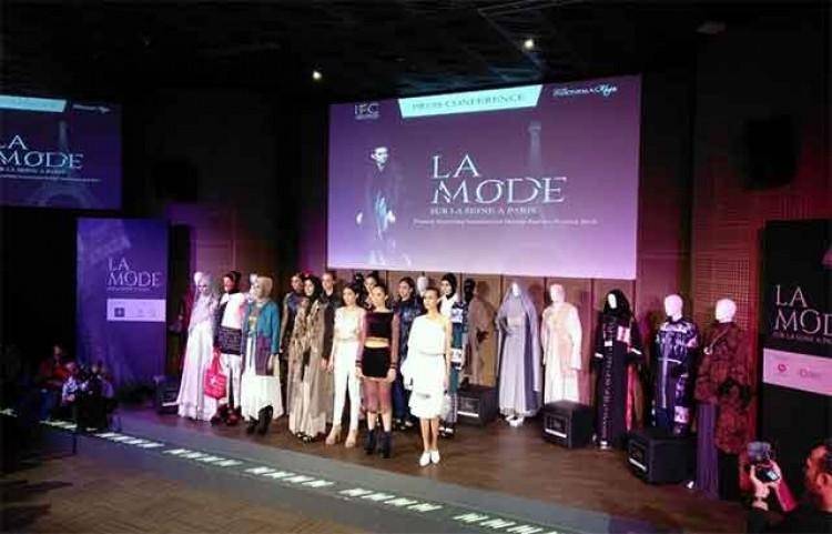 Selangkah Lagi Indonesia Menjadi Kiblat Fesyen Muslim Dunia 2020
