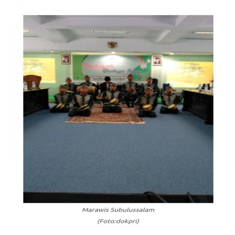 Berdendang Dalam Dakwah Bersama Musisi Dan Ulama