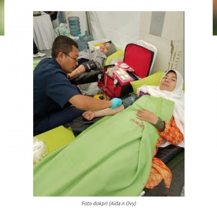 Donor Darah Tanpa Drama