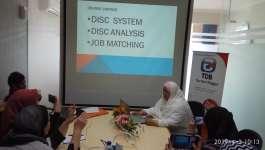 Belajar tentang D.I.S.C - Workshop Pengusaha Suka Belajar
