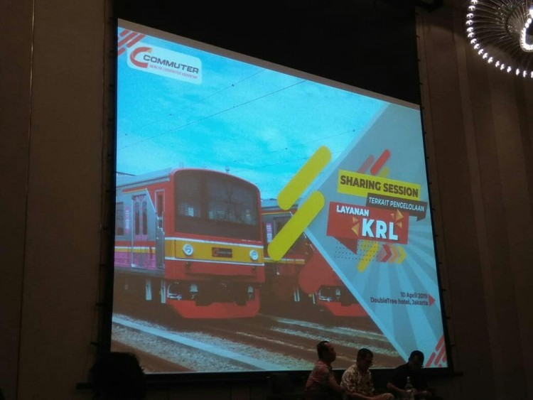 Diskusi Seputar Commuterline