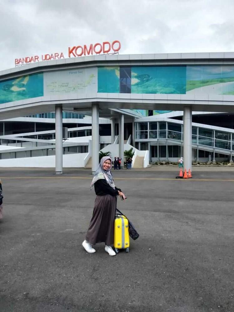 Liburan Susah Sinyal di Labuan Bajo Dikupas Dalam Diskusi Indonesia Menuju Merdeka Sinyal
