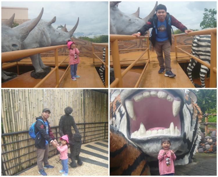 Jatim Park 2, Wisata Edukasi & Petualangan Tau Dari Blogger - TDB