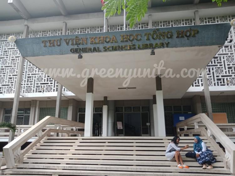 KELILING HO CHI MINH CITY SEHARI