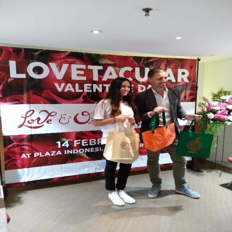 Pesan Cinta Untuk Bumi Bersama Love & O2 Tau Dari Blogger - TDB