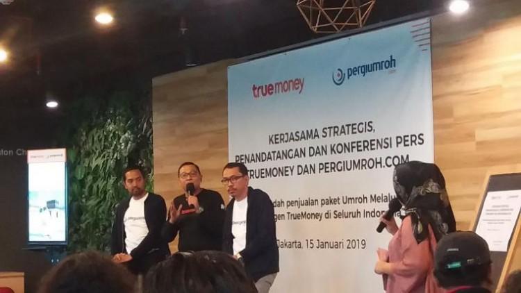 Umroh Gampang Bersama Truemoney Dan Pergiumroh.com Tau Dari Blogger - TDB