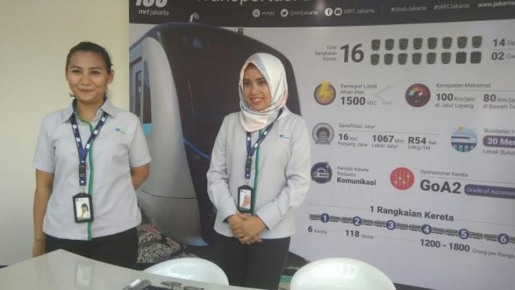 MRT Jakarta Sediakan Lapak UMKM Di Lima Stasiun MRT Tau Dari Blogger - TDB