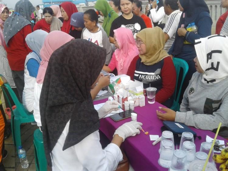 POSDAY : MABI Foundation Adakan Senam Tera Dan Tes Kesehatan Tau Dari Blogger - TDB