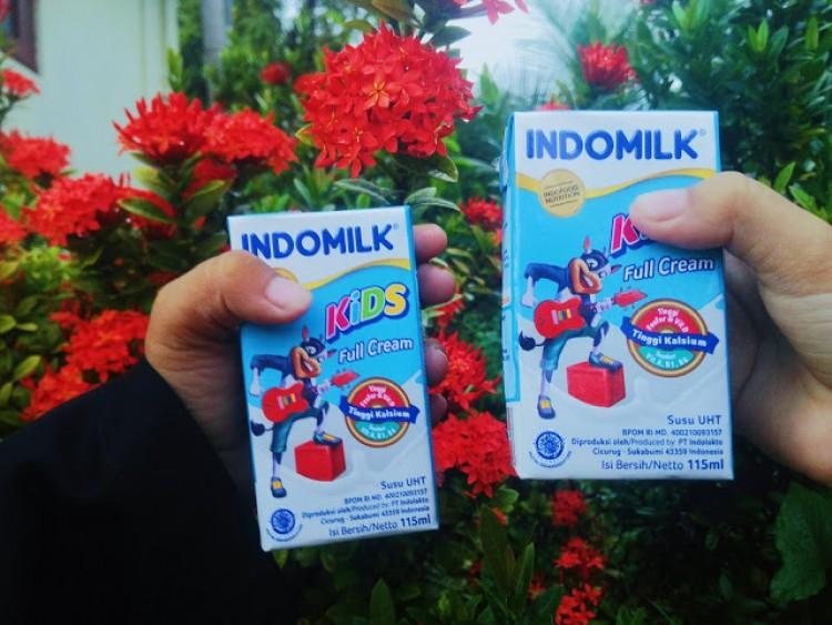 Susu Indomilk UHT Kids Pilihan Kreatif Untuk Si Fadil Aktif Tau Dari Blogger - TDB