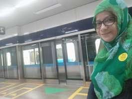 Uji Coba MRT Jakarta 2019