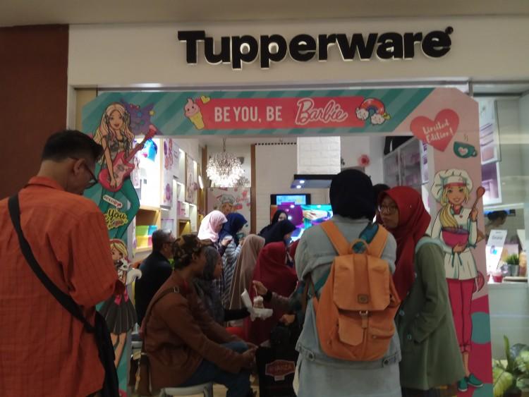 Arisan Tupperware & Demo Masak Periode 30 Maret 2019