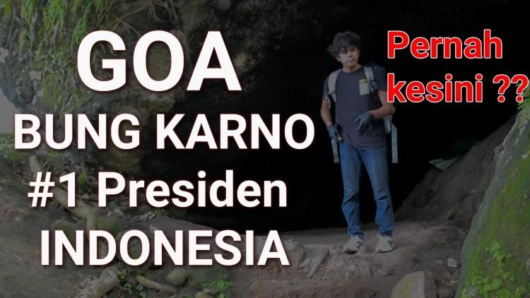 GOA TEMPAT PETILASAN BUNG KARNO, GA ADA BUKU DISEJARAH - Travel Vlog Bogor - JPebriant Jurnal #TripMurah
