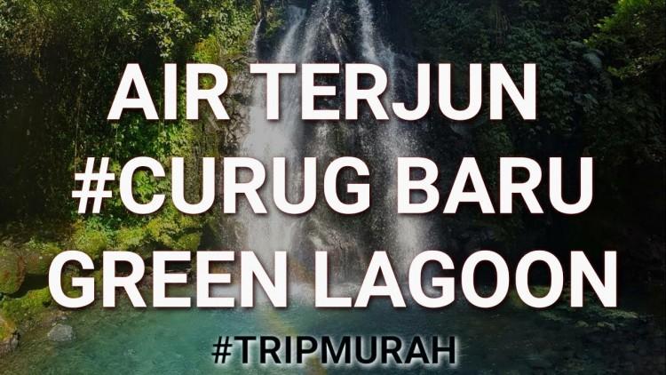 GREEN LAGOON WISATA BARU DI BOGOR - CURUG CIAMPEA - Travel Vlog Bogor - JPebriant Jurnal #TripMurah