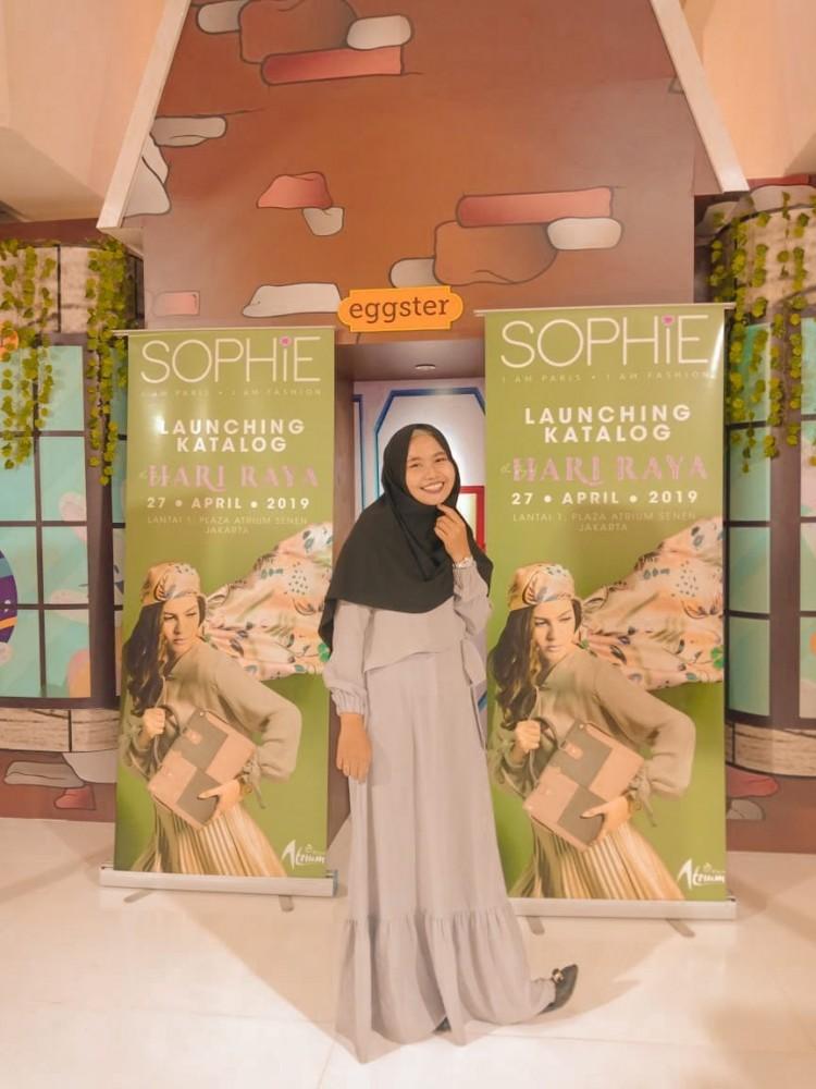 Belanja Hemat Idul FItri 1440 H di Sophie Paris