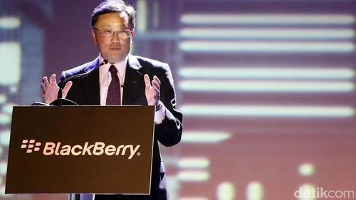BlackBerry Siap Rilis Ponsel Android