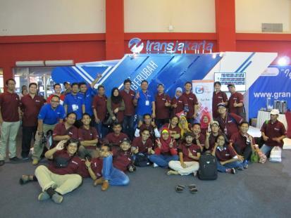 Buka Dan Sharing Bersama Trasjakarta