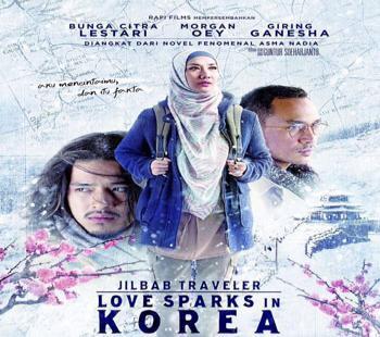 Cerita Cinta Dan Pesona Alam-bikin-penonton-jilbab-traveler-terpukau
