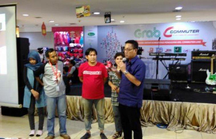 Komunitas Lintas Commuterline Bersilaturahmi Dengan Manajemen PT KCJ