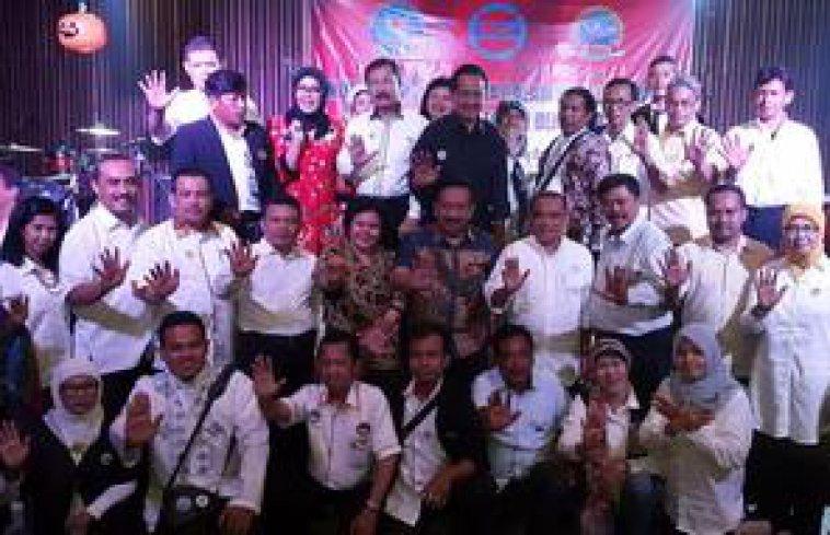 Fokan Bersama BNN Terus Bergerak Memperdayakan Indonesia Bersih Tanpa Narkoba