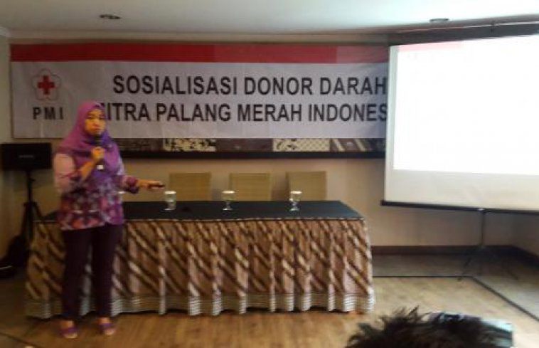 Sosialisasi Donor Darah, PMI ajak Blogger TDB kampanyekan #SatuSelamatkanJiwa