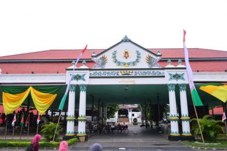 Jawa Tengah Wilayah Yang Komplit