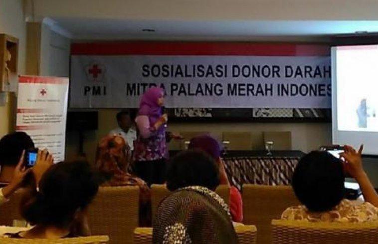 PMI Gandeng Komunitas Tau Dari Blogger Tentang Trik Jitu Donor Darah