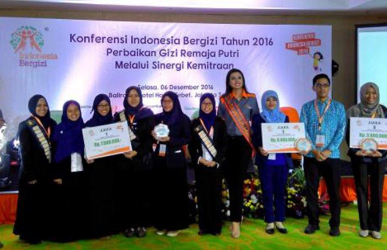 JAPFA Foundation Berkolaborasi Dalam Pengembangan Gizi Remaja Putri 2016
