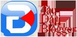 Tau Dari Blogger Logo