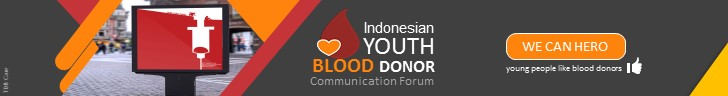 Indonesia Youth Blood Donor